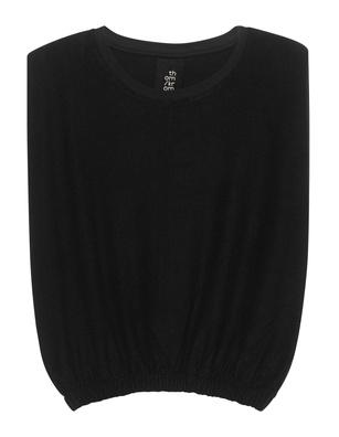 THOM KROM Fleece Short Black
