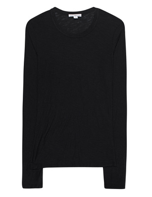 JAMES PERSE Crew Neck Black