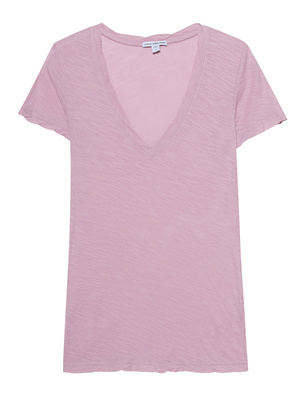 JAMES PERSE VNeck Antique Rose