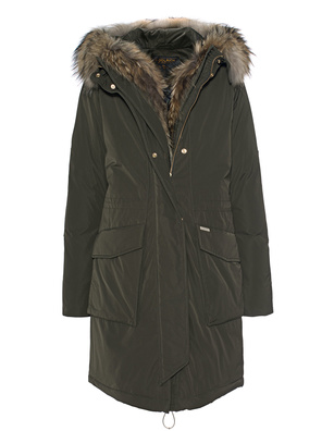 WOOLRICH Military Dark Green