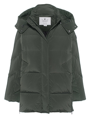 WOOLRICH Aurora Puffy Green