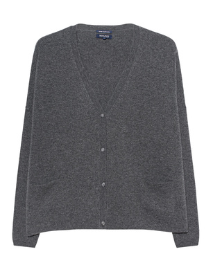 WOOLRICH Cashmere Knit Anthracite