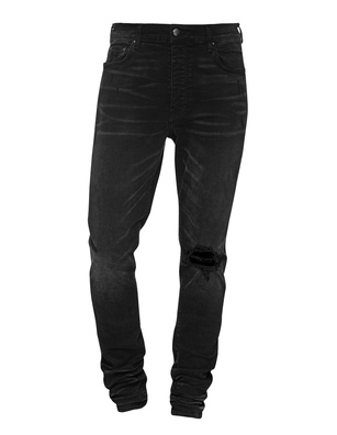 Amiri Broken Jean Black