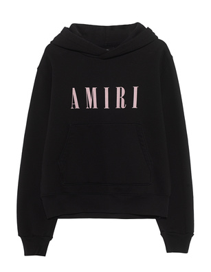 Amiri Hoodie Core Black