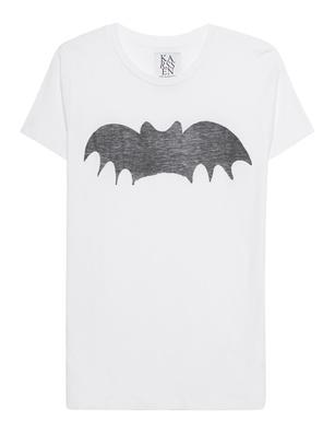 ZOE KARSSEN Bat Pirate White