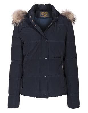 Woolrich W's Delano Jacket Navy Blue