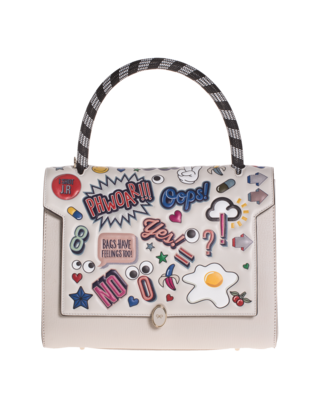ANYA HINDMARCH Bathurst Small All Over Wink Stickers