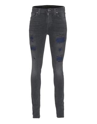 Nudie Jeans Co High Kai Blue on Black