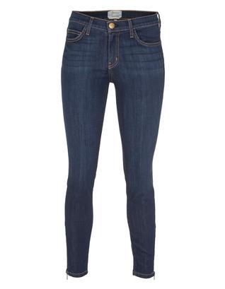 CURRENT/ELLIOTT The Zip Stiletto Bower Blue