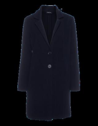 ANNECLAIRE Slim Collar Dark Blue