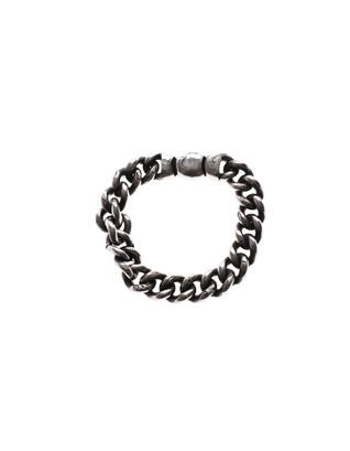 WERKSTATT MÜNCHEN Chain Stamped Silver