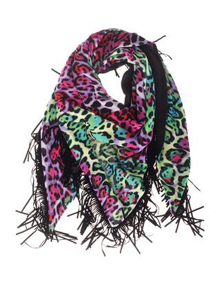 EBONY&IVORY Wild Leo Knit Multi