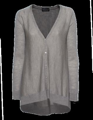 PRINCESS GOES HOLLYWOOD Oversize Merino Grey