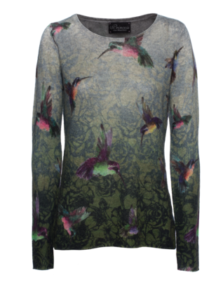PRINCESS GOES HOLLYWOOD Hummingbird Knit Olive