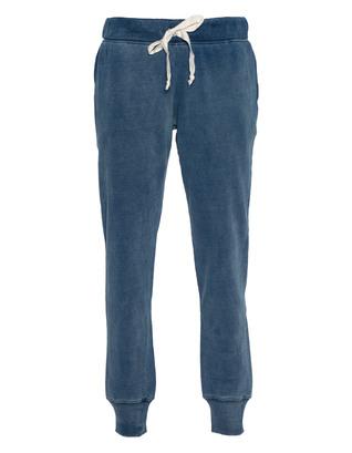 CURRENT/ELLIOTT The Vintage Sweatpant Indigo Fade