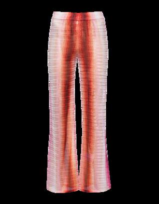 MISSONI Flare Stripe Pink Rose Multi