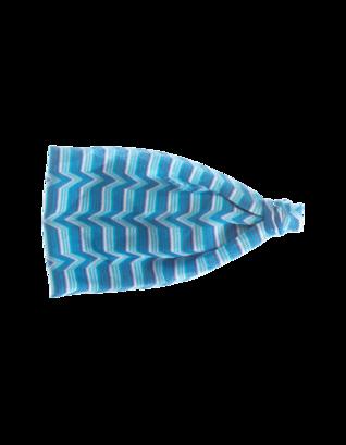 Missoni Mare Fascia Stripe Blue