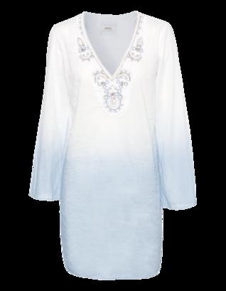 Malvin  Loose Summer Degrade Blue White