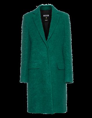 MSGM Boucle Green