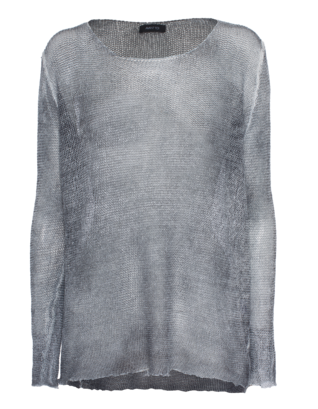 AVANT TOI Loose Knit Grey