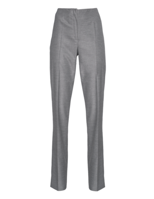 BARBARA SCHWARZER Suit Wool Blend Grey