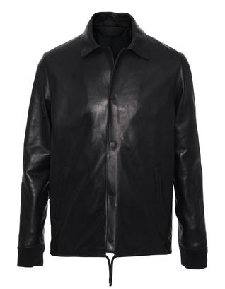 ACNE STUDIOS Tony Leather Black