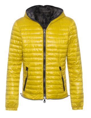 DUVETICA Dragudue-Erre Yellow