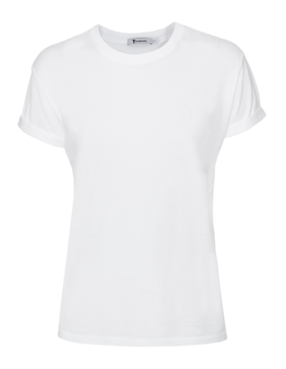 T BY ALEXANDER WANG Classic T White
