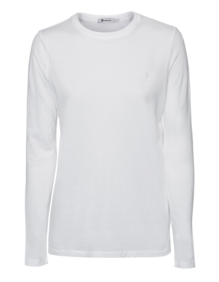 T BY ALEXANDER WANG Classic T Long White