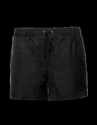 T BY ALEXANDER WANG Elastic Silk Black