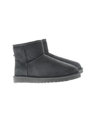 UGG Classic Mini Leather Grey