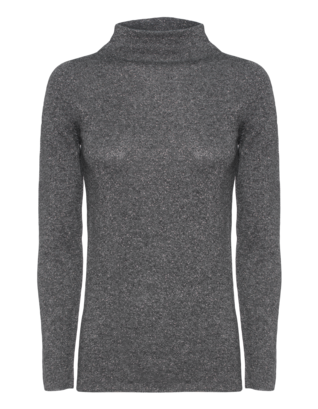 ANNECLAIRE Effect Wool Grey