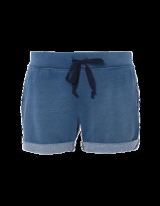 CURRENT/ELLIOTT The Vintage Sweatshort Blue