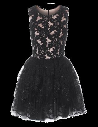 LOYD/FORD Ball Lace Black