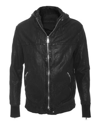 GIORGIO BRATO Vintage Hood Structure Black