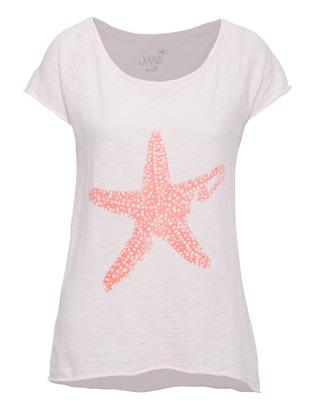 JUVIA Burn Starfish Rose