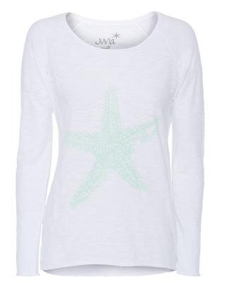 JUVIA Starfish Long White