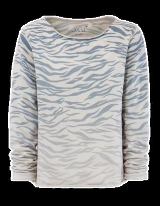 JUVIA Zebra Blue Beige