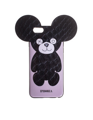 IPHORIA Snake Teddy Black