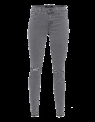 J BRAND 811 Skinny Leg Silver Fox