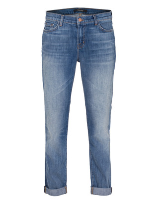 J BRAND 9044 Jake Low-Rise Slim Boyfriend Echo