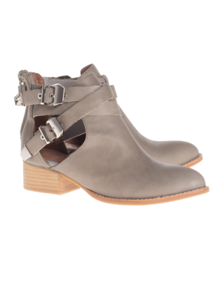 JEFFREY CAMPBELL Everly Grey