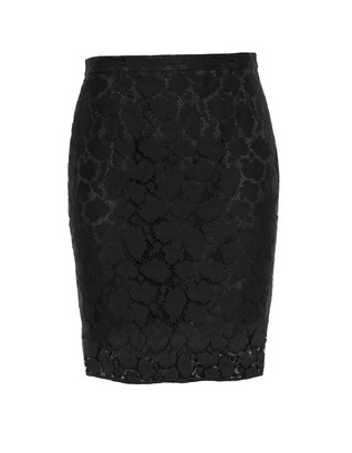 BOUTIQUE MOSCHINO Classy Clean Lace Black