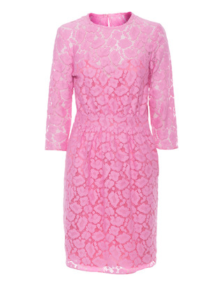 BOUTIQUE MOSCHINO Leo Lace 3/4 Pink