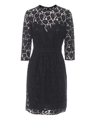 BOUTIQUE MOSCHINO Leo Lace 3/4 Black
