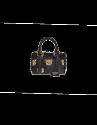 MOSCHINO Tiny Bear Black