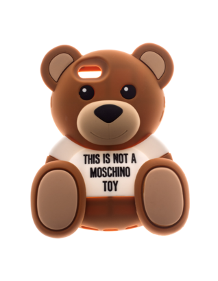 MOSCHINO Sweet Bear 6 Not A Toy Brown