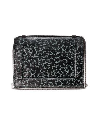 3.1 PHILLIP LIM Soleil Mini Chain Mint Black