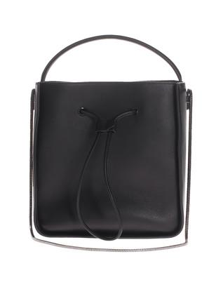 3.1 PHILLIP LIM Soleil Small Bucket Drawstring Black