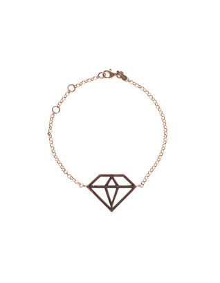 ART YOUTH SOCIETY Diamond Large Gold